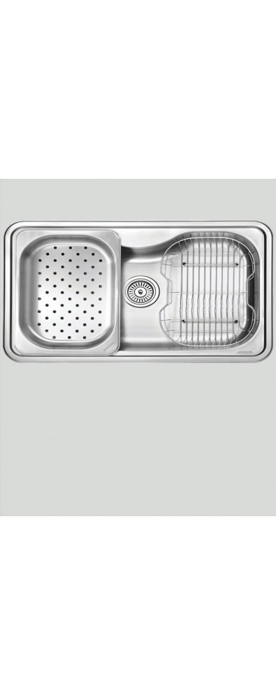 Modena Sink KS 5100 Stainless Steel